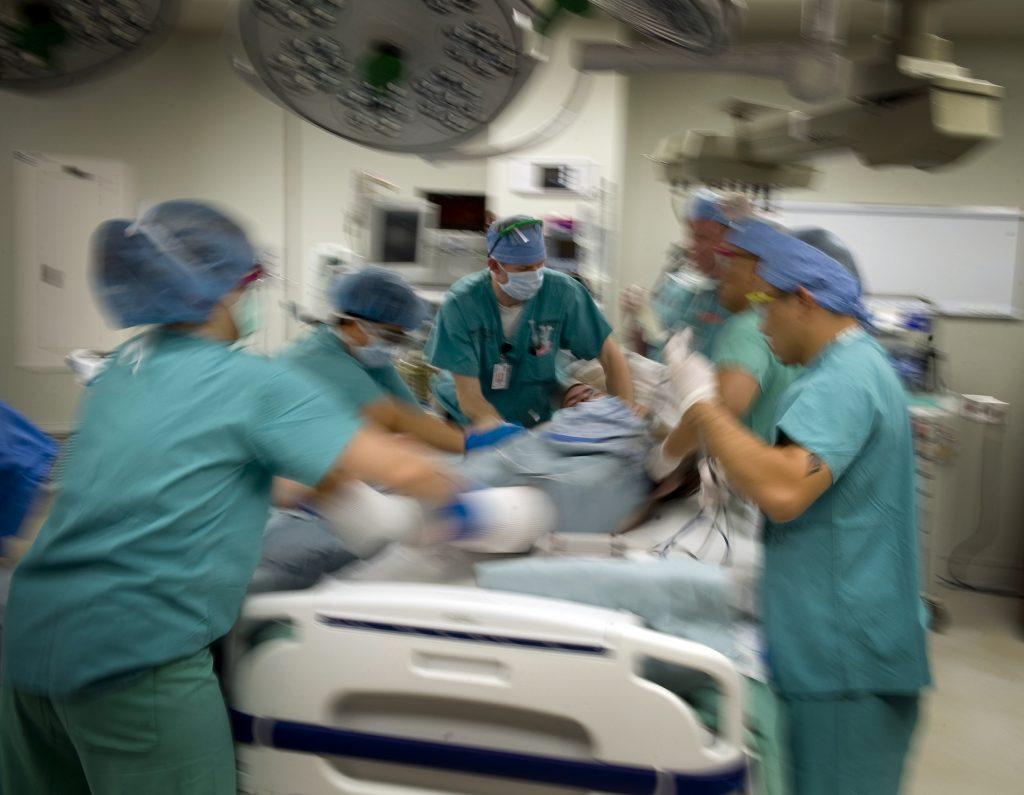 Trendelenburg S Position The Nurses Post